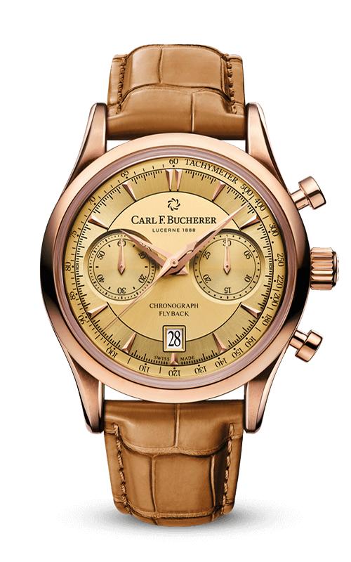 Carl F. Bucherer Manero Flyback Watch 00.10919.03.43.01 product image