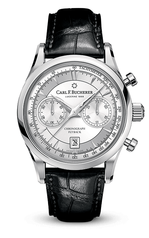 Carl F. Bucherer Manero Flyback Watch 00.10919.08.13.01 product image