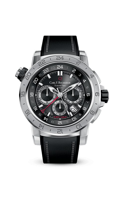 Carl F. Bucherer Patravi TravelTec II Watch 00.10633.08.33.01 product image