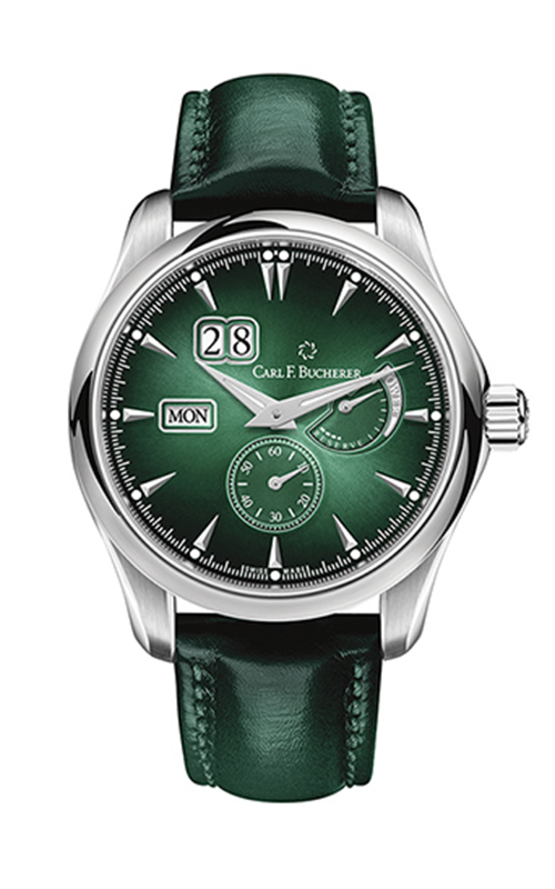Carl F. Bucherer Manero BigDate Watch 00.10912.08.93.01 product image