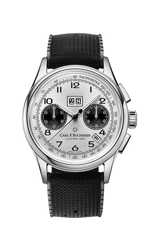 Carl F. Bucherer Heritage BiCompax Watch 00.10803.08.12.01 product image