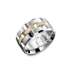 Carlex G1 Wedding Band WB-9166YW product image