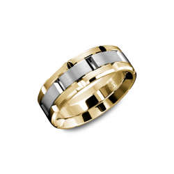 Carlex G1 Wedding Band WB-9316WY product image