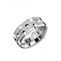 Carlex G1 Wedding Band WB-9318 product image