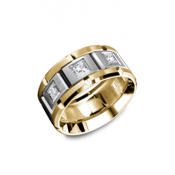 Carlex G1 Wedding Band WB-9474WY product image