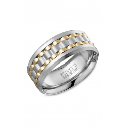 Carlex G3 Wedding Band CX3-0022WYW product image