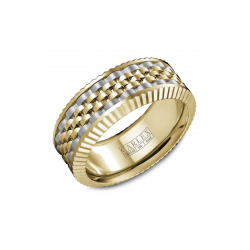 Carlex G3 Wedding band CX3-0023YYWY product image