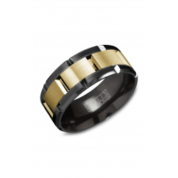 Carlex Sport Wedding Band WB-9123YB product image