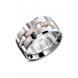 Carlex G1 Wedding band WB-9166RW product image