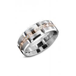 Carlex G1 Wedding band WB-9320RW product image