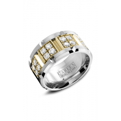 Carlex G1 Wedding band WB-9591YW product image