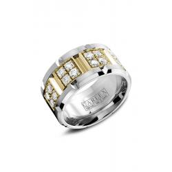Carlex G1 Wedding Band WB-9591YW product image