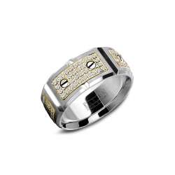 Carlex G2 Wedding Band WB-9792YW product image