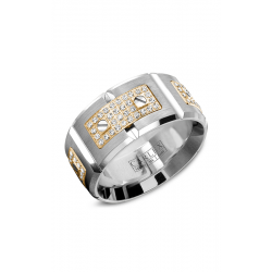 Carlex G2 Wedding Band WB-9796YW product image