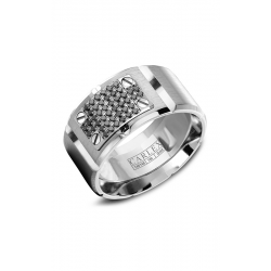 Carlex G2 Wedding Band WB-9798WWBD product image