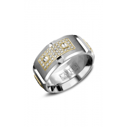 Carlex G2 Wedding Band WB-9799YW product image
