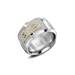 Carlex G2 Wedding band WB-9895YW product image