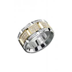 Carlex G1 Wedding Band WB-9228YW product image