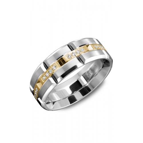 Carlex Sport Wedding band WB-9319YC product image