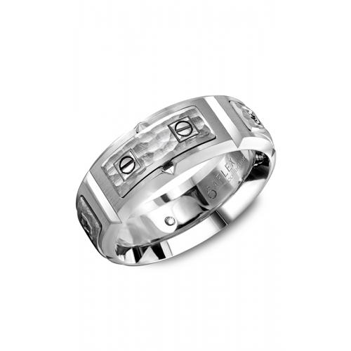 Carlex G2 Wedding band WB-9478WW product image
