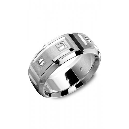 Carlex G2 Wedding band WB-9854WW product image