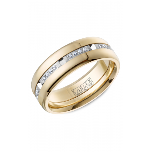 Carlex G1 Wedding band CX1-0004WY product image