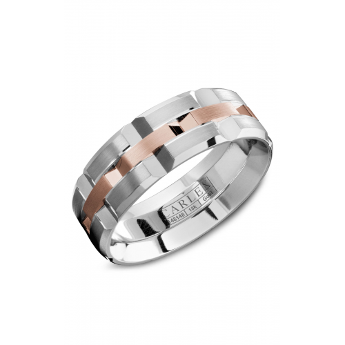 Carlex G1 Wedding band WB-9168RW product image