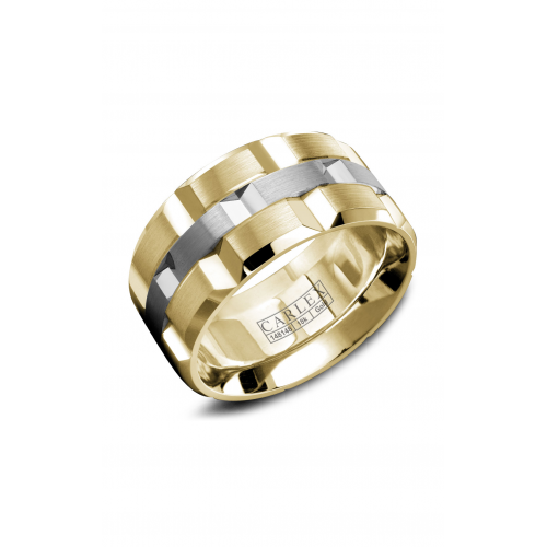 Carlex G1 Wedding band WB-9207WY product image