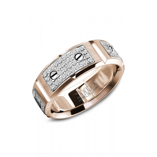 Carlex G2 Wedding band WB-9585WR product image