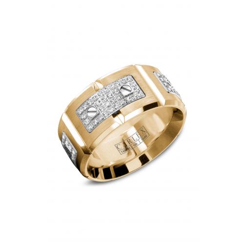Carlex G2 Wedding band WB-9796WY product image