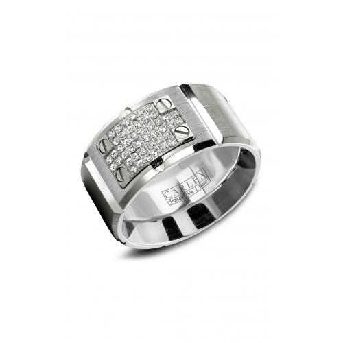 Carlex G2 Wedding band WB-9798WW product image