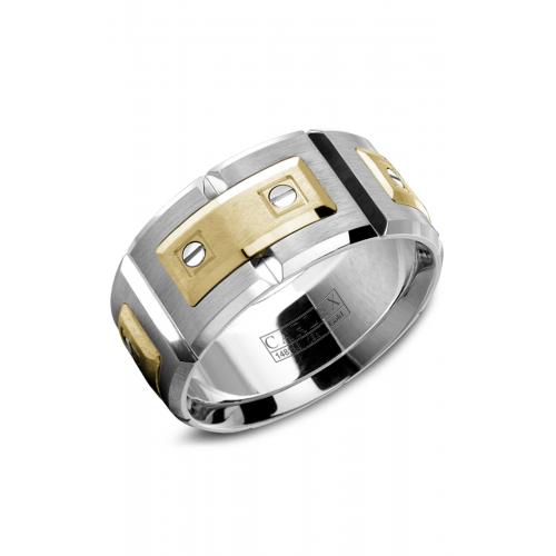 Carlex G2 Wedding band WB-9850YW product image
