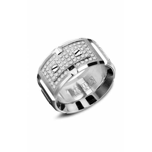 Carlex G2 Wedding band WB-9896WW product image