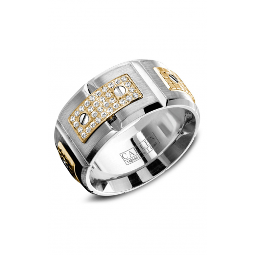 Carlex G2 Wedding band WB-9897YW product image
