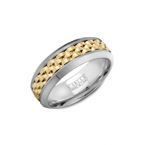 Carlex G3 Wedding band CX3-0021YYW product image