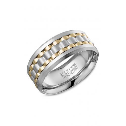Carlex G3 Wedding band CX3-0022WYW product image