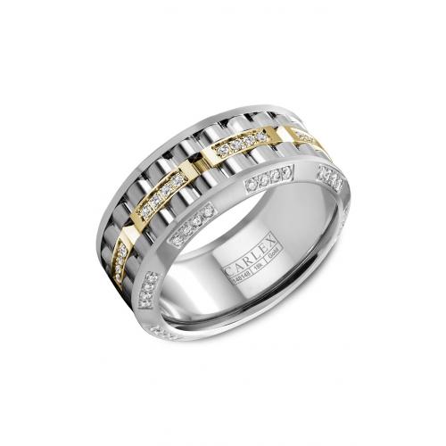 Carlex G3 Wedding band CX3-0025YWW product image