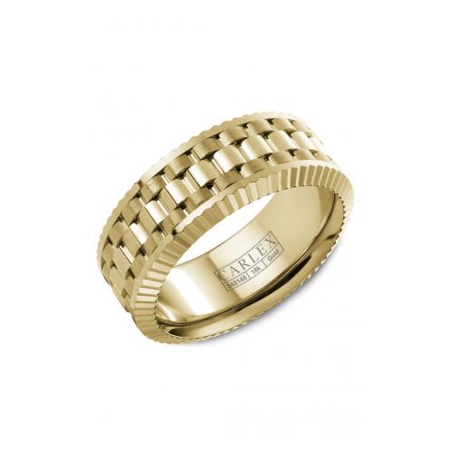 Carlex G3 Wedding band CX3-0045YYY product image