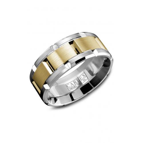 Carlex Sport Wedding band WB-9167YC product image