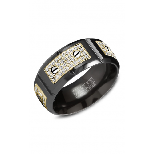 Carlex Sport Wedding band WB-9792YB product image
