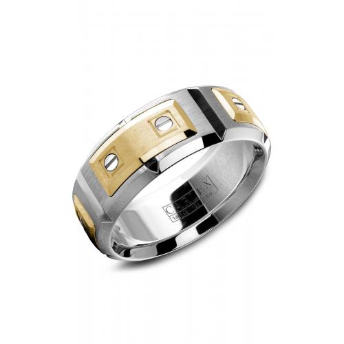 Carlex Sport Wedding band WB-9852YC product image