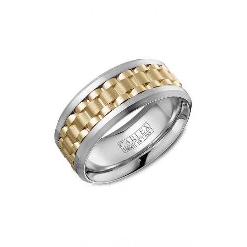 Carlex G3 Wedding band CX3-0022YYW product image