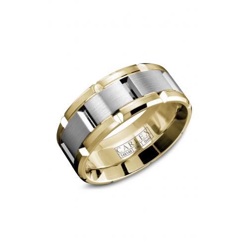 Carlex Sport Wedding band WB-9123CY product image