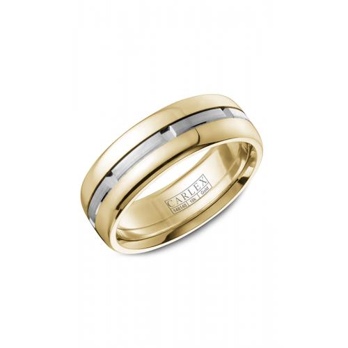 Carlex G1 Wedding band CX1-0003WY product image