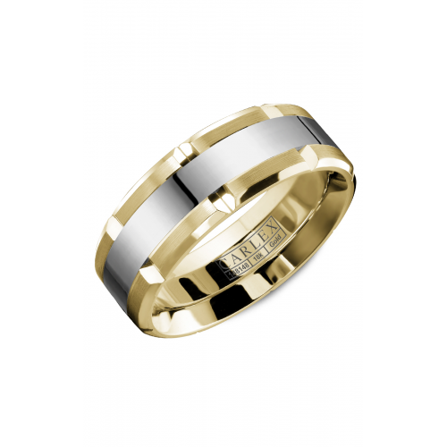 Carlex G1 Wedding band CX1-0009WY product image