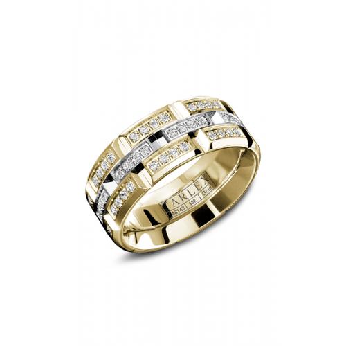 Carlex G1 Wedding band WB-9318WY product image