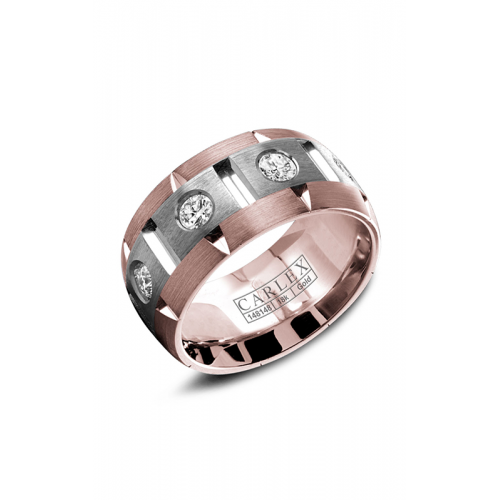 Carlex G1 Wedding band WB-9464WR product image