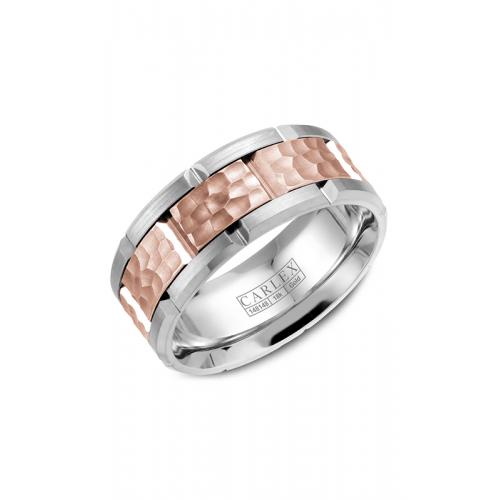 Carlex G1 Wedding band WB-9481RW product image