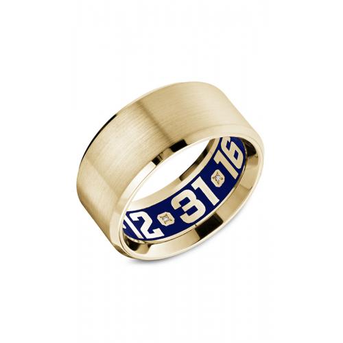 Carlex G4 Wedding band CX4-0009Y product image