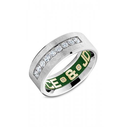 Carlex G4 Wedding band CX4-0018W product image